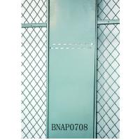 Durable Metal Mesh Partitions , Adjustable Wire Mesh Security Partitions 18 Lbs Manufactures