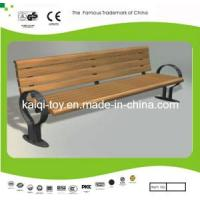 Environment-Friendly Park Table and Chair and Dustbin (KQ10186H) Manufactures