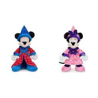 Disney Stuffed Animals Mickey Mouse And Minnie Mouse Believe In Magic 12 inch Manufactures