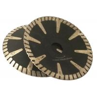 "Stone Concrete Concave Diamond Blade / Sintered Diamond Blade 5 "" 4.5 "" Manufactures"