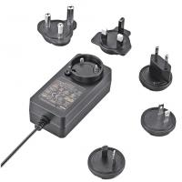 19V 12V 65W Interchangeable Wall Power Adapter With PSE CE GS UL CB GS RoHS Manufactures