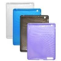 China Personalize  flexible silicon cases  covers screen protector   For apple ipad 2 on sale