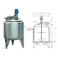 3 Layer Mixing Tank (ZONX) Manufactures