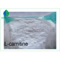 China L-Carnitine Powder Fumarate Healthy Steroids For Weight Loss CAS 541-15-1 on sale