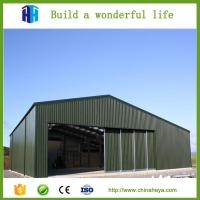 China Installation hall prefab garage storage industrial building plans on sale