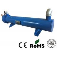 Buy cheap Ship Use Oil Cooler Shell and Tube Heat Exchanger Dry Type Evaporator from wholesalers