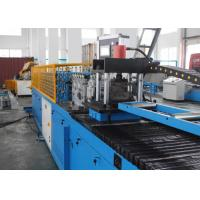 Rolling Shutter Slats Roll Forming Machine Hydraulic Cutting High Performance Manufactures
