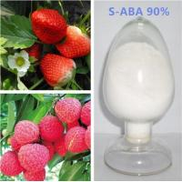 Natural plant growth hormone 21293-29-8 Abscisic acid S-ABA ABA 90%, 80%TC Manufactures