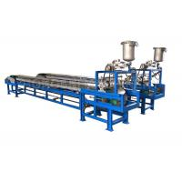 Paraffin Wax Pellet Making Machine Uniform Particles Hemispherical Granule Making Line Manufactures