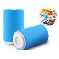 Blue Electronic Gadget Gifts  Mini Electric Vacuum Machine Travel Gift Compression Vacuum Packaging