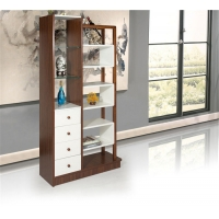 China Multifunctional Hall Partition Cupboard Harmonious Space Atmosphere on sale