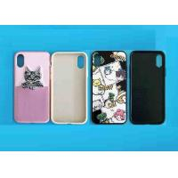 Custom Pattern Cell Phone Silicone Cases Smartphone Back Cover Case Manufactures