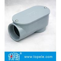 SLB Explosionproof Threaded Rigid Conduit Body , Conduit Outlet Body Manufactures