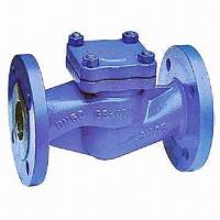 JR-CK-04 Check Valve with Lift Type, Cast Steel and DIN Standard Manufactures
