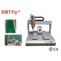 Electronics Assembly Screw Tightening Machine , Auto Screwdriver Machine SMTfly-AS Manufactures