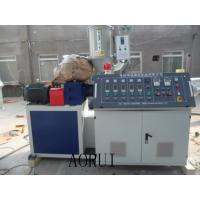 China Conduit Pipe Plastic Extrusion Line Anti - Corrosion for Washing Machine on sale