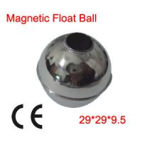 China 100x 29X29X9.5mm Stainless Steel Magnetic Floating Ball in switch on sale