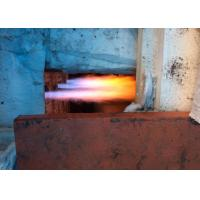 Gas Fired High Velocity Pulse Combustion System U - Shape Steel Structure Furnace Manufactures