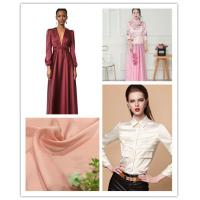 Smooth Surface Silk Chiffon Fabric Anti - Sunning New Functional Textile Material Manufactures