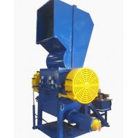 High Efficient Industrial Plastic Granulator For PE PP Film Recycling Manufactures