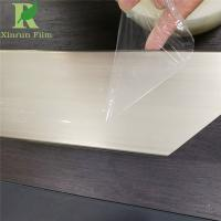 China 0.02-0.2mm High Transparent Adhesive Acrylic Sheet Protection Film for sale