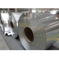 1000 3000 Series Aluminum Coil Stock 0.2 - 6 Mm Thickness For Furniture / Cabinet Manufactures
