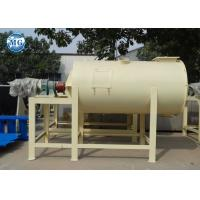 Horizontal Putty Mortar Mixer Machine Dust Granule Mixer Machine Manufactures