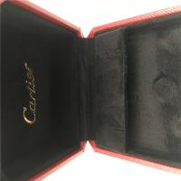 High Quality Cartier Earrings Velvet Box Original Jewelry Packaging Gift Box with Cartier Certificate Manufactures