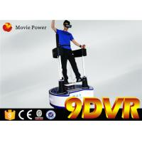 Whirling Amusement Game Electric System Immersive Electric Reality 9D VR Cinema Manufactures