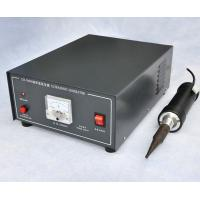Portable Hand Held Ultrasonic Welder 500W For Plastic Toys / Toy Industry , High Frequency Manufactures