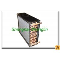 Copper Tube Aluminum Fin Type Air Cooled Heat Exchanger Manufactures