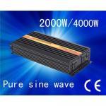 CE&ROHS 2000w pure sine wave Power inverter( Frequency inverter,off grid inverter,,solar inverter) Manufactures