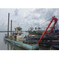 22 Inch Cutter Suction Dredger Sand Dredging Equipment Environmental Protection for sale