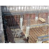 Concrete wall formwork building system with plywood for wall thickness 180mm / 300mm Manufactures