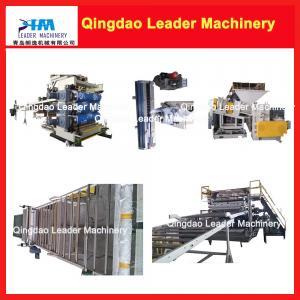 China Plastic EVA sheet making machine on sale
