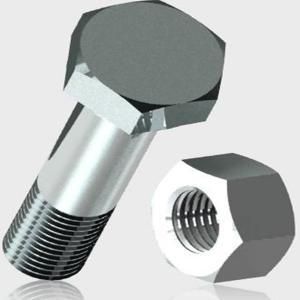 China sell ti6al4v Titanium Bolts- DIN933 Hex Head Screw on sale