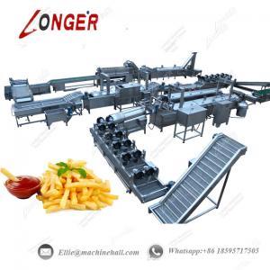 China Potato Crisps Production Line|Potato Chips Production Line|Potato Crisps Making Machine|Potato Crisps Making Equipment on sale