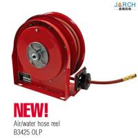 Ultra Compact Extension Cord Hose Reel Enclosed Drive Spring 7.6m Premium Duty Manufactures