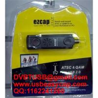 China EzCap Digital ATSC TV Stick and QAM TV on sale