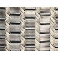 Hot Dipped Galvanised Expanded Metal Mesh , Expanded Stainless Steel Mesh Grill For Fencing / Fiji Manufactures