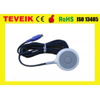 TOCO Fetal Transducer / Doppler Ultrasound Transducer For Bistos Patient Monitor Manufactures