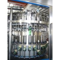 High Precision Beer / Wine Bottle Filling Equipment 24 Head 10000BPH Manufactures