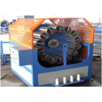 Fiber Reinforced / Enhancing Soft Pvc Pipe Extrusion Line high Speed Manufactures