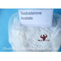 Strongest Testosterone Steroid Testosterone Acetate / Test Ace For Fat Growth Safe Delivery Manufactures
