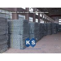 Professional Galvanized Wire Gabion Basket Protection Engineering Stone Cages Manufactures