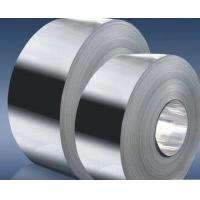 316L 201 Cold Rolled Stainless Steel Coils For Bus Pavilion / Outdoor Facilities Manufactures