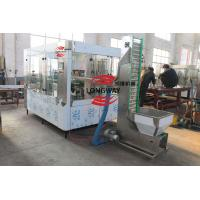twist off cap Glass Bottle Washing Filling Capping Three in one Machine for Juice ,Black Drinks ,Engery Drinks