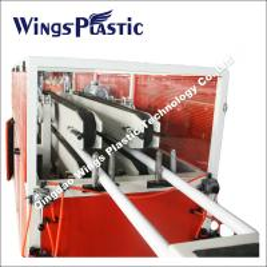 PVC Pipe Conduit Pipe Tubing Machine , PVC Tube Production Line Manufactures
