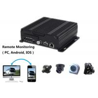 4 Cameras Video Recorder Car Camera DVR For Vehicle Support Long Time Recording Manufactures