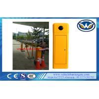 Buy cheap Single Bar Toll Barrier Gate High Sensitive Limit Switch With Traffic LED Light from wholesalers